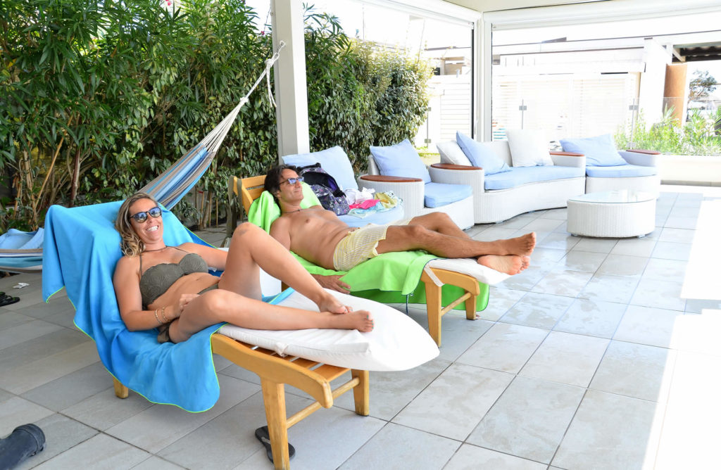 Hotel Saint Tropez - Lido di Savio - Hompe Page Slider 05