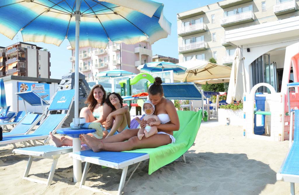 Hotel Saint Tropez - Lido di Savio - Hompe Page Slider 07